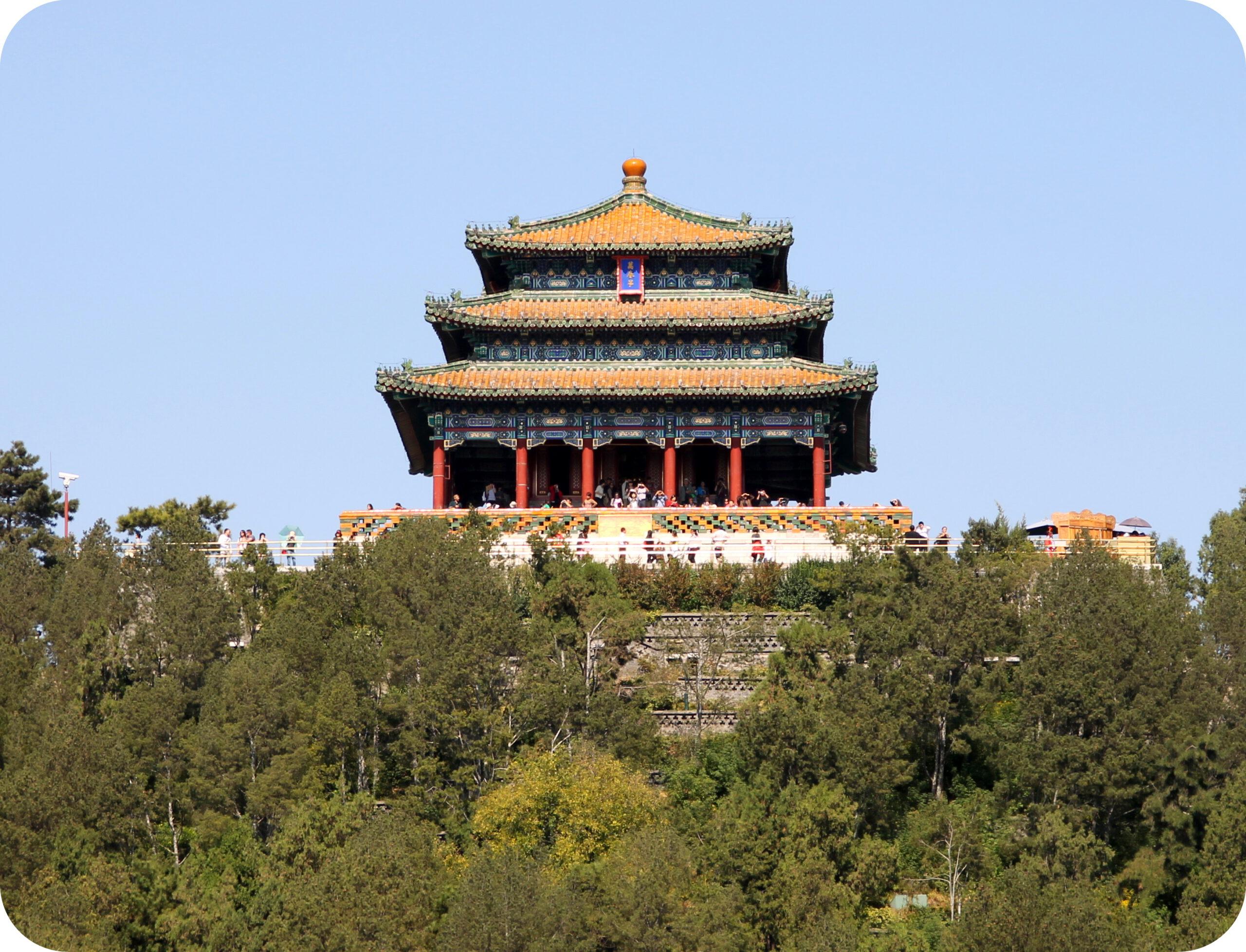 kiina-opintomatka