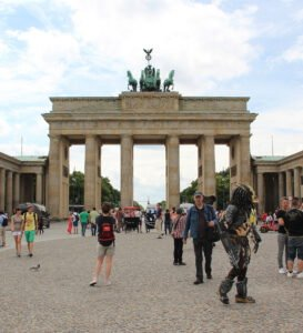 interrail-berliini