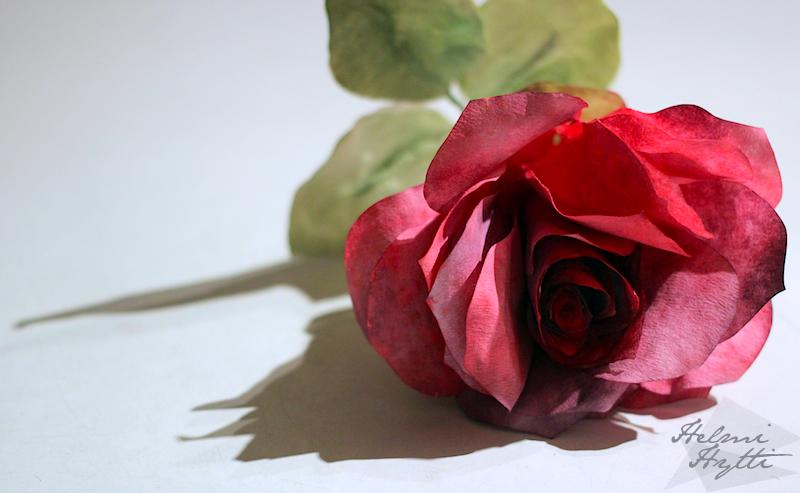suodatinpussi-ruusu-diy