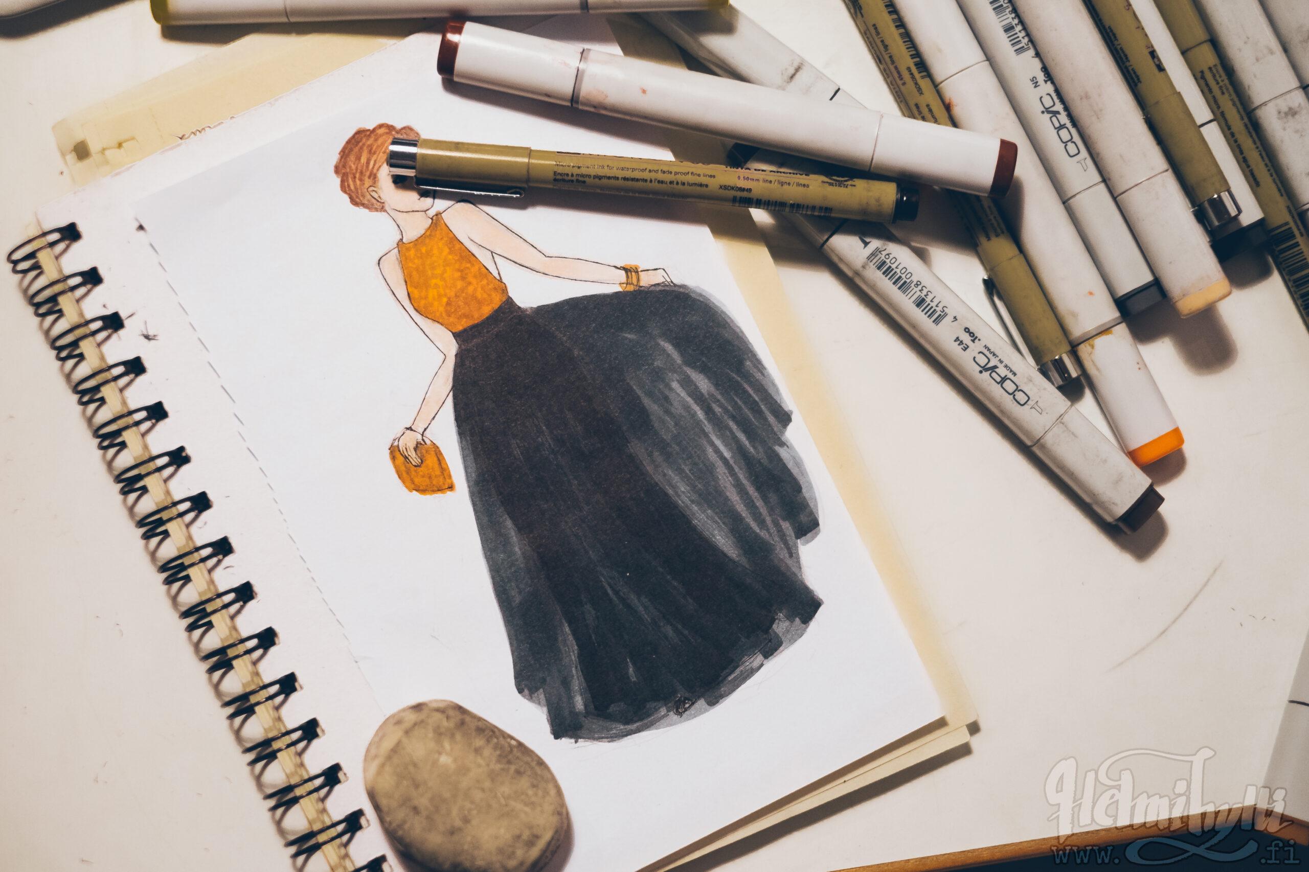 mekko-piirros