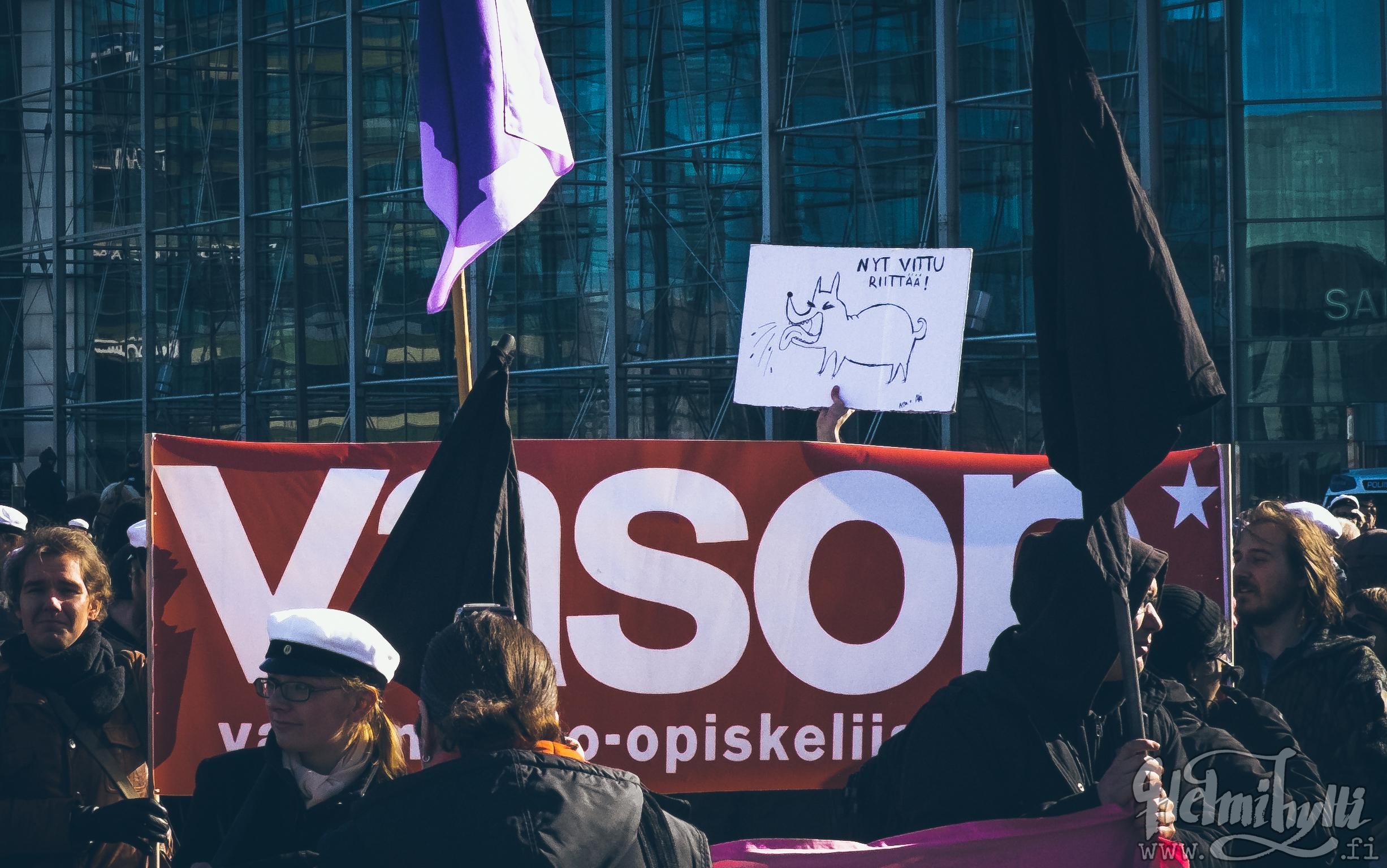 mielenosoitus