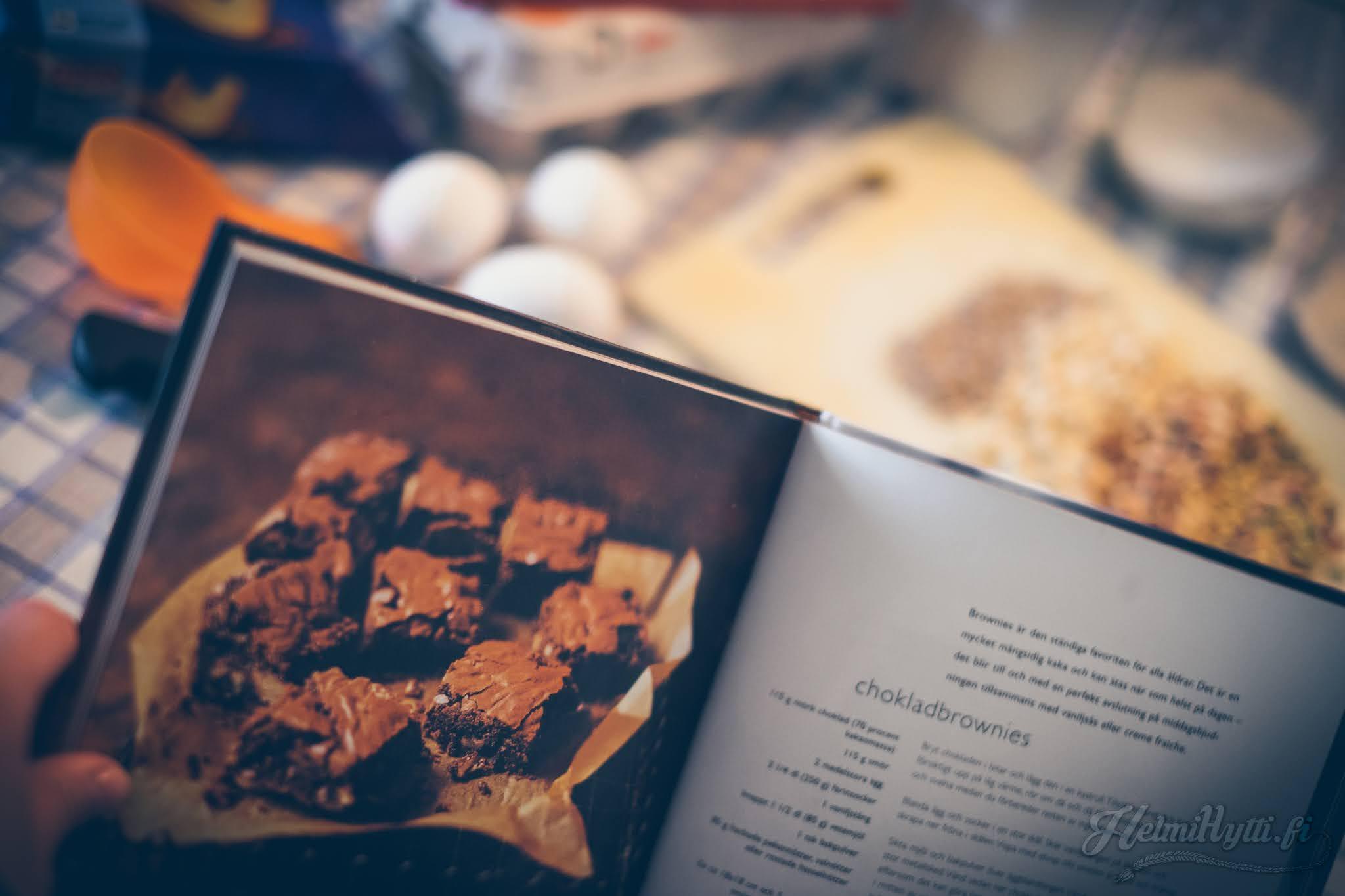 brownies-ohje