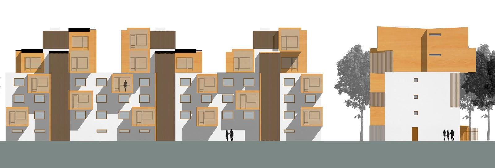 arkkitehtuuri opiskelija kilpailu tty korjausrakentaminen