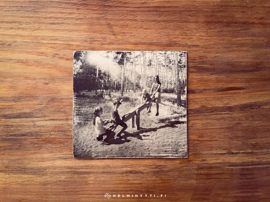 valokuva-vanerille-äitienpäiväkortti